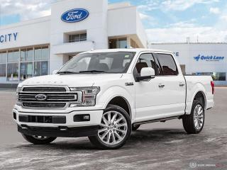 New 2020 Ford F-150 Limited  for sale in Winnipeg, MB