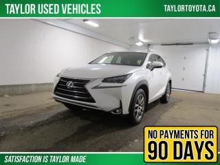 Used 2016 Lexus NX 200t REDUCED! PRICE DROP for sale in Regina, SK