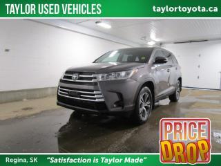 Used 2019 Toyota Highlander LE REDUCED! PRICE DROP! for sale in Regina, SK