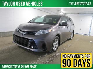 Used 2019 Toyota Sienna LE 8-Passenger for sale in Regina, SK