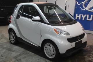 Used 2015 Smart fortwo ( BAS KILO 13795KM WOW!!) for sale in St-Constant, QC