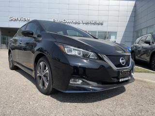 Used 2020 Nissan Leaf LOW KM LEAF SL PLUS WITH ONLY 543 KMS for sale in Toronto, ON