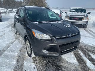 Used 2016 Ford Escape SE NAVIGATION BACKUP for sale in Waterloo, ON