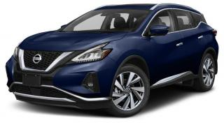 New 2020 Nissan Murano SL for sale in Toronto, ON