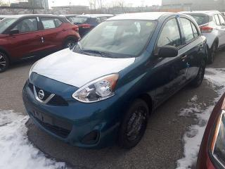 New 2019 Nissan Micra S for sale in Toronto, ON
