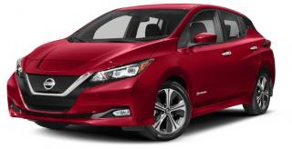 New 2019 Nissan Leaf SL PLUS COMPANY DEMO - LOWEST BANK RATES AVAILABLE! for sale in Toronto, ON