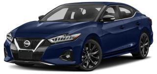 New 2020 Nissan Maxima SR for sale in Toronto, ON