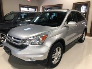 Used 2010 Honda CR-V EX-L for sale in Thornhill, ON