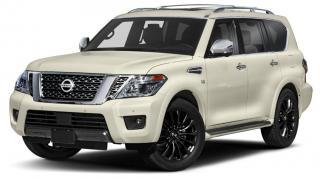 New 2020 Nissan Armada Platinum for sale in Richmond Hill, ON