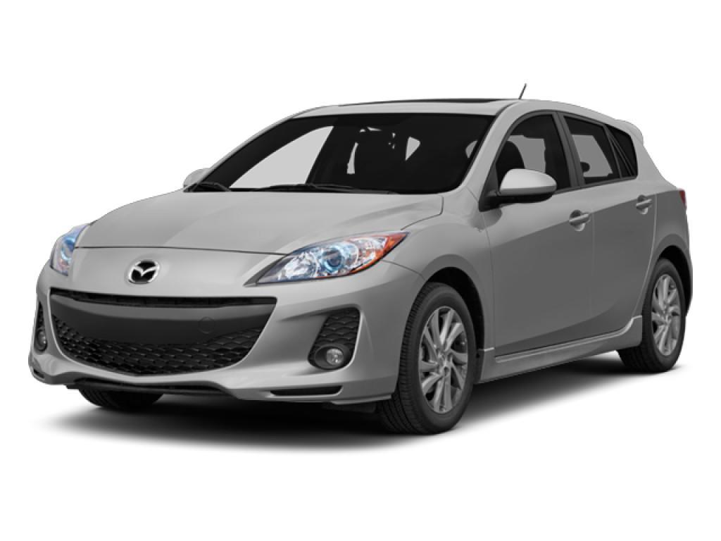 2013 Mazda MAZDA3 i