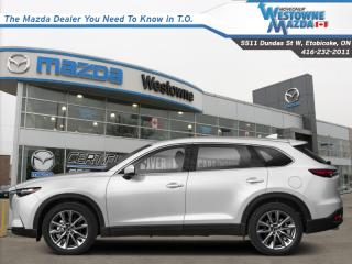 New 2020 Mazda CX-9 GS-L  - Wood Grain Trim -  Sunroof for sale in Toronto, ON