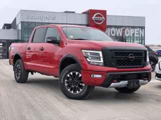 New 2020 Nissan Titan Pro-4X for sale in Midland, ON