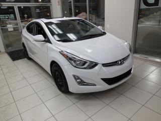 Used 2015 Hyundai Elantra GLS AUTO TOIT A/C MAGS CRUISE BT BAS KM for sale in Dorval, QC