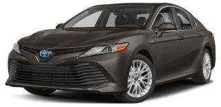 New 2020 Toyota Camry HYBRID XLE for sale in Etobicoke, ON