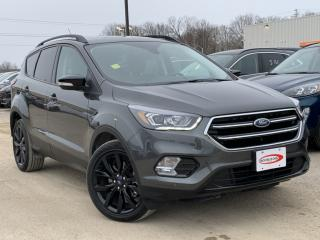 Used 2019 Ford Escape Titanium HEATED SEATS / STEERING, NAVIGATION for sale in Midland, ON