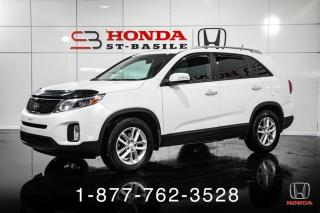 Used 2015 Kia Sorento LX + A/C + SIEGES CHAUFF + WOW! for sale in St-Basile-le-Grand, QC