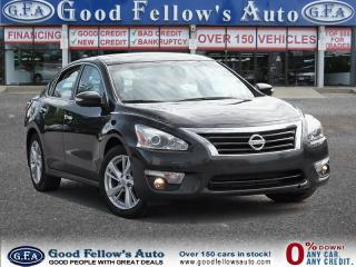 Used 2013 Nissan Altima SL MODEL, SUNROOF, HEATED & POWER & LEATHER SEATS for sale in Toronto, ON