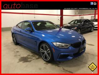 Used 2017 BMW 4 Series 440i XDRIVE M-PERFORMANCE I&II PREMIUM ENHANCED DRIVER ASSIST LED for sale in Vaughan, ON