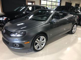 Used 2012 Volkswagen Eos Highline w/Bi-Xenon for sale in Thornhill, ON
