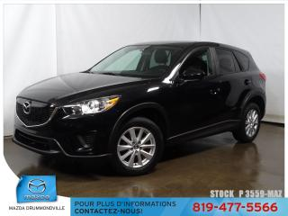 Used 2014 Mazda CX-5 |GX|MAG ÉCRAN|TACTILE|BLUETOOTH|GARANTIE| for sale in Drummondville, QC