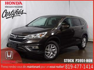 Used 2016 Honda CR-V EX+AWD+TOIT OUVRANT+SIÈGECHAUFF+MAGS+++ for sale in Drummondville, QC