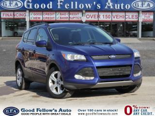 Used 2015 Ford Escape SE MODEL, LEATHER SEATS, HEATED SEATS, POWER SEATS for sale in Toronto, ON