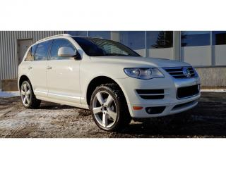 Used 2010 Volkswagen Touareg TDI *AWD*SUNROOF* +++  72$/SEM for sale in St-Jérôme, QC