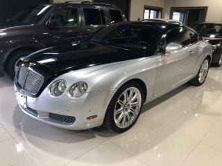 Used 2005 Bentley Continental GT for sale in Thornhill, ON