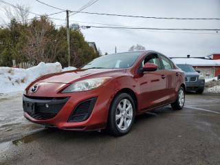 Used 2011 Mazda MAZDA3 *GX*A/C*    30$/SEM for sale in St-Jérôme, QC