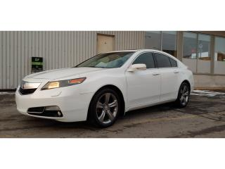 Used 2012 Acura TL *SH-AWD*BLUETOOTH*TOIT* 79$/SEM for sale in St-Jérôme, QC