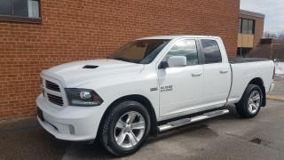 Used 2013 RAM 1500 Sport-navigation-backup cam-4x4 for sale in Oakville, ON