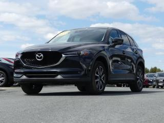 Used 2017 Mazda CX-5 GT AWD 2.5L GPS, TOIT OUV.!!! for sale in St-Georges, QC