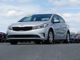 Used 2017 Kia Forte LX AUTOMATQUE AIR CLIM!! for sale in St-Georges, QC
