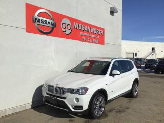 Used 2016 BMW X3 xDrive28i 4dr AWD Sports Activity Vehicle for sale in Edmonton, AB