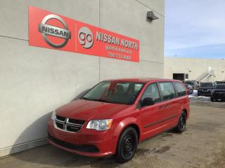 Used 2015 Dodge Grand Caravan CVP/ TWO SETS OF RIMS AND TIRES for sale in Edmonton, AB