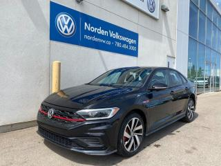 New 2020 Volkswagen Jetta GLI for sale in Edmonton, AB