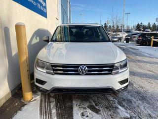 New 2020 Volkswagen Tiguan IQ DRIVE for sale in Edmonton, AB