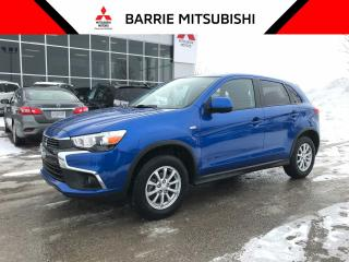 Used 2017 Mitsubishi RVR SE FWD for sale in Barrie, ON