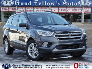 Used 2017 Ford Escape SE MODEL, 1.5L ECO, REARVIEW CAMERA, POWER SEATS for sale in Toronto, ON