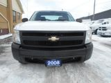 2008 Chevrolet Silverado 1500 WT Extended Cab 6.5Ft Box 4.8L V8 ONLY 68,000KMs