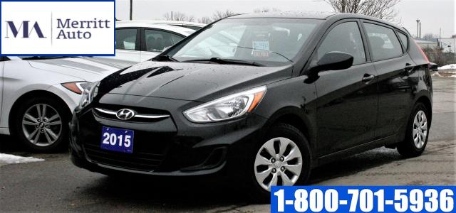 2015 Hyundai Accent GS| ONLY $26/WEEK*| 1 OWNER| 0 ACCIDENT| CERTIFIED
