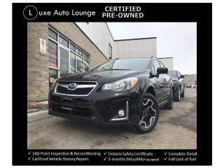 Used 2016 Subaru Crosstrek 2.0i W/ TOURING PKG, HEATED SEATS, BACK-UP CAMERA! for sale in Orleans, ON