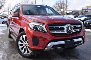 Used 2017 Mercedes-Benz GLS GLS 450 for sale in Oakville, ON