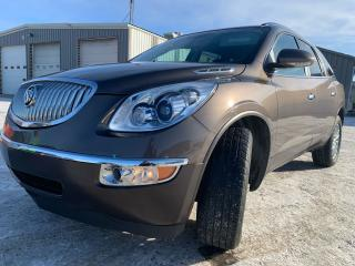 Used 2010 Buick Enclave CX for sale in Saskatoon, SK