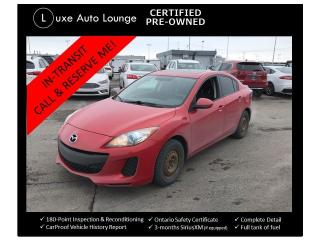 Used 2013 Mazda MAZDA3 GS-SKY, HEATED SEATS, SUNROOF!! for sale in Orleans, ON