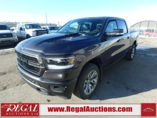 Used 2019 RAM 1500 Sport Crew Cab SWB 4WD 5.7L for sale in Calgary, AB