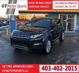 Used 2013 Land Rover Range Rover Evoque Prestige Premium for sale in Calgary, AB
