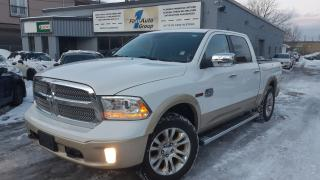Used 2015 RAM 1500 Longhorn for sale in Etobicoke, ON