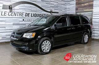 Used 2019 Dodge Grand Caravan CANADA VALUE PACKAGE for sale in Laval, QC
