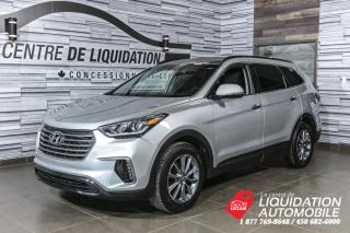 Used 2017 Hyundai Santa Fe XL Premium+AWD+JANTES+BLUETOOTH for sale in Laval, QC